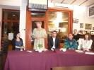 Gond-ok előadás Miskolcon a Fapados étteremben