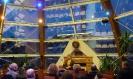 Miskolcon az Erzsébetfürdő Kupolatermében